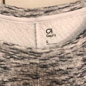 GAP Tops - NWT.. Gapfit sweatshirt size large